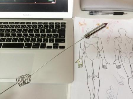 移し身アロマ療法-アロマセラピーで捻挫の治療4