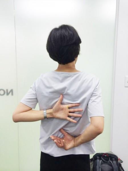 古代療法-レイキ+移し身療法・古代アロマ療法の施術例-肩が痛い-上がらない-病院では治らない-改善例11