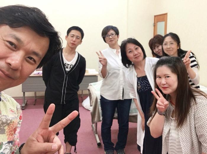 愛媛県松山市で家庭療法・効果の高いレイキヒーリング習得セミナー_直傳靈氣15